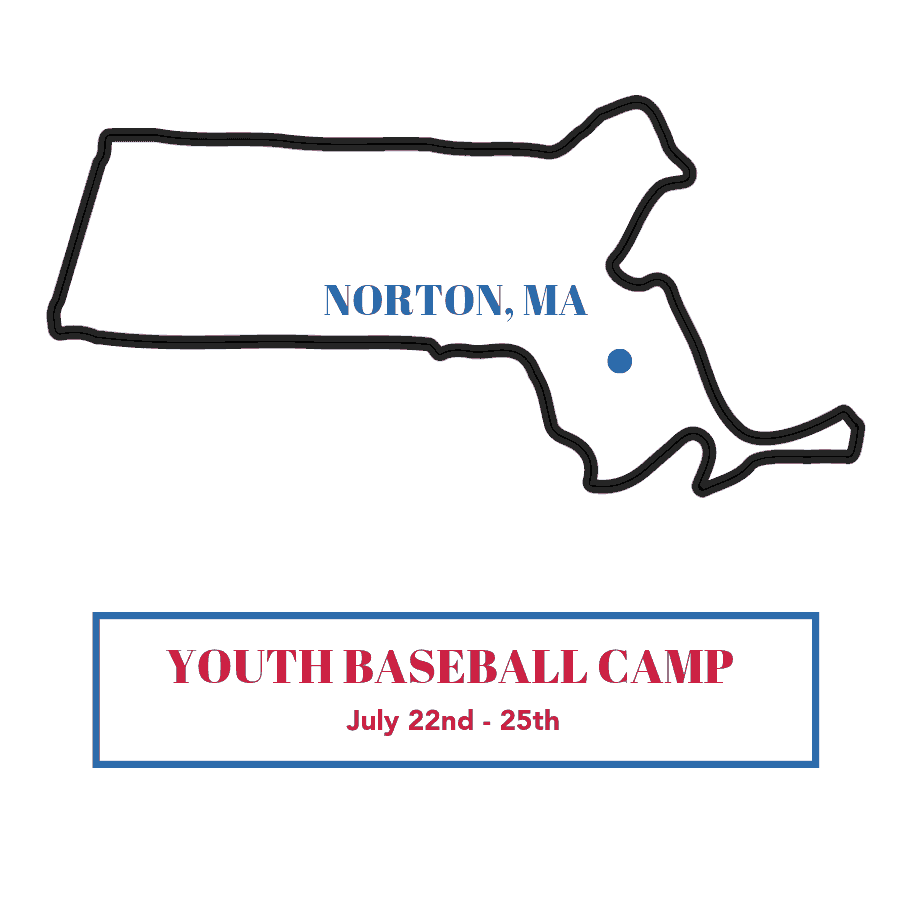 Norton, MA Summer Baseball Camp July 22nd - 25th (Pro-Rated)