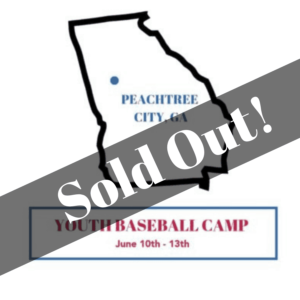 Peachtree City Baseball camp