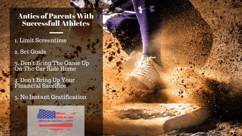 Young Ballplayer - Big Jump   American Baseball Camps