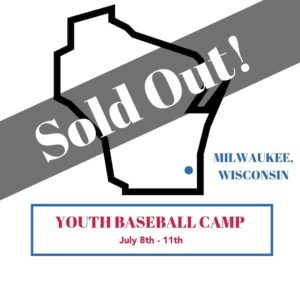 Milwaukee Youth Baseball Camp Sold Out