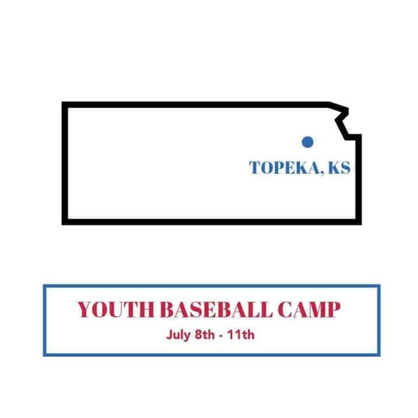 Topeka Summer Youth Baseball Camp