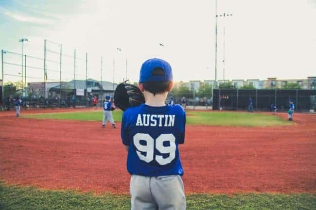 Youth Baseball As A Cure For Anxiety