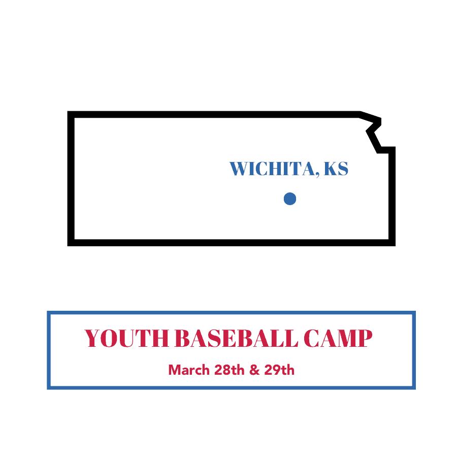 Wichita Baseball Camp March 28-29