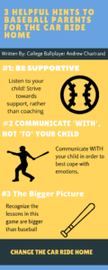 InfoGraphic Helping Players Understand How To Talk To Their Ballplayer After Games