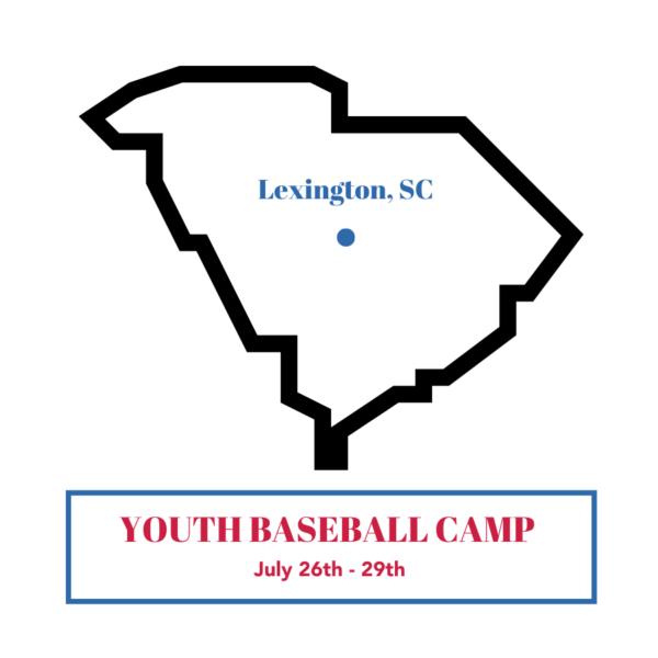 Lexington SC Baseball Camp Dates
