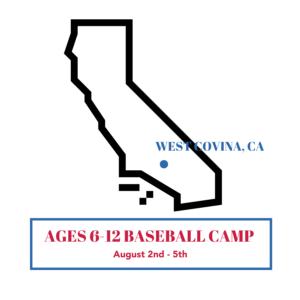 California Baseball Camp