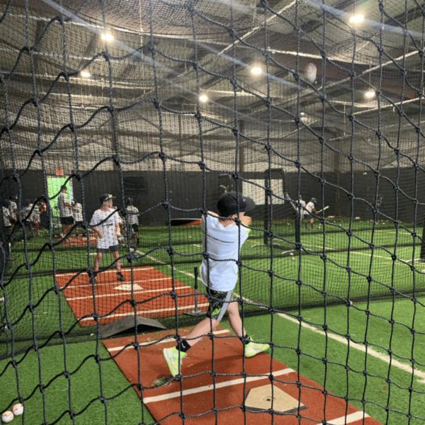 Hitting Practice