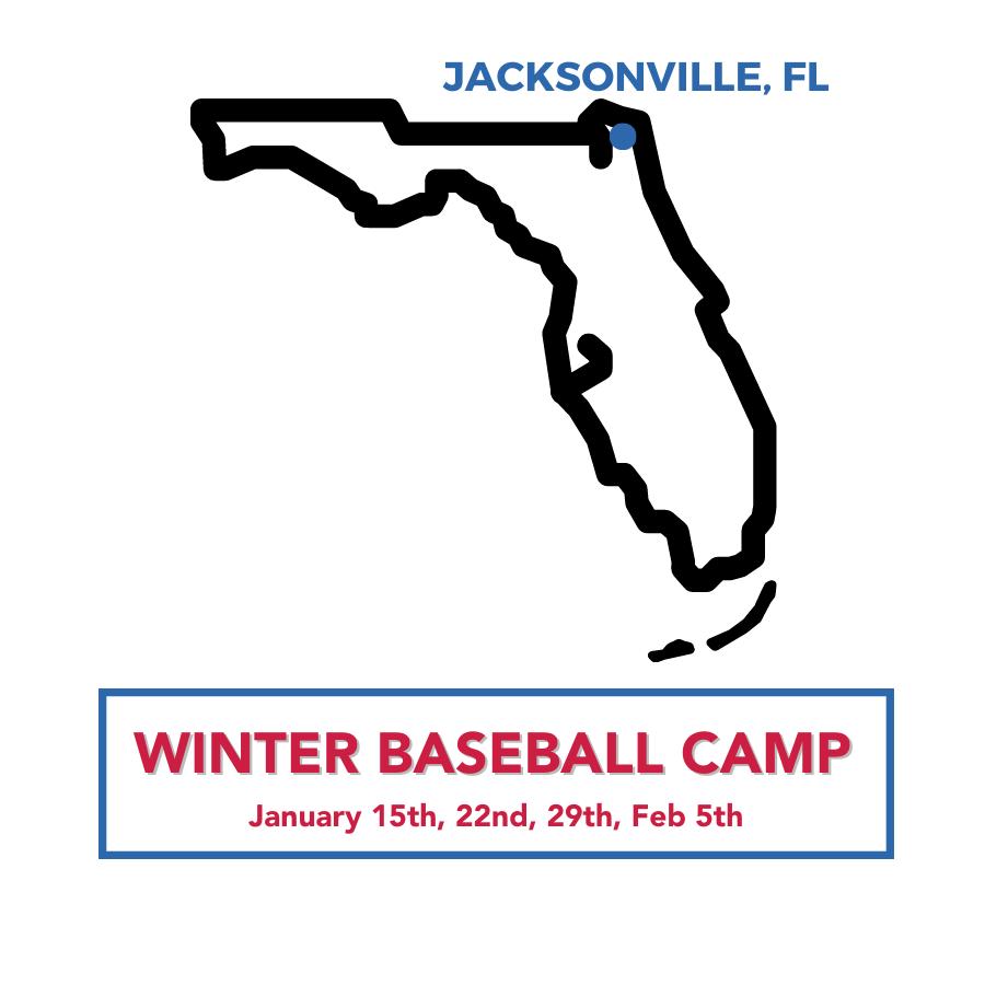 Jacksonville Florida Youth baseball camp