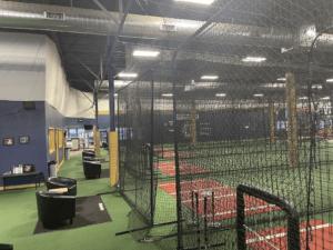 STL winter baseball facility