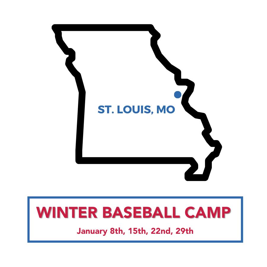 STL Winter 2022 youth baseball camp