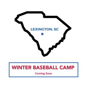 Youth Baseball camp South Carolina