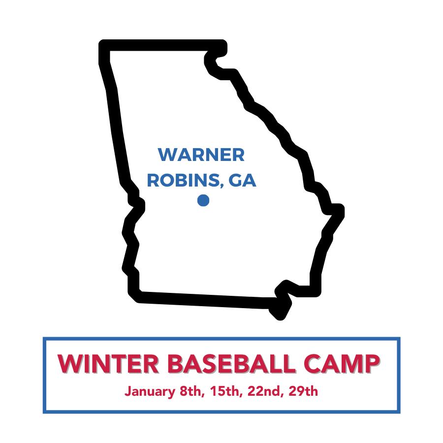 warner robins youth winter baseball camp